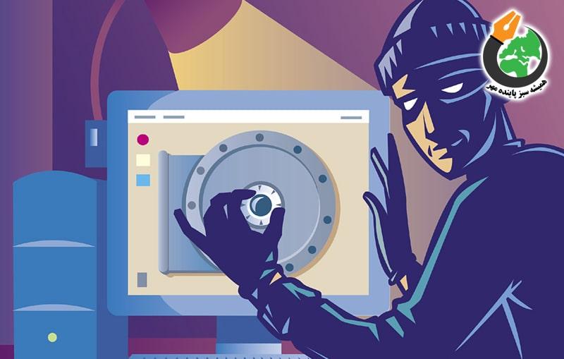 سرقت در فضای مجازی و اینفوگرافی شبکه های اجتماعی
